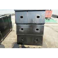 Marine Unit Element Type Rubber Dock Fenders Marine For Ship 15 Years Life Span