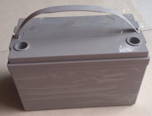 China Sealed 12v 100ah Deep Cycle Battery / Powerful Automotive Lead Acid Battery on sale