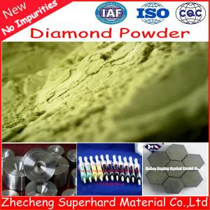China synthetic diamond powder manufacturer on sale