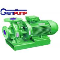 China Stainless steel Self Priming Centrifugal Pump ZWL Straight association-like non-clog on sale