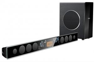 China 2.1 home theatre speaker sound bars system for TV LCD LED TV Portable audio player SP-602 on sale