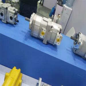 China WA250-5 WA270-5 Loader Gear Pump 705-56-36040 Hydraulic Pump For Sales on sale