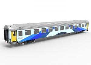 China Air Conditioned Passenger Rail Cars , Passenger Train Cars 160 km/h on sale