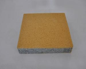 Quality Anti Slip Water Permeable Brick / Permeable Interlocking Pavers Fit Walking And Driveway for sale