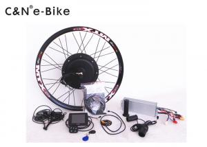 China Rear Wheel Electric Bike Conversion Kit For Off Road / Mountain Electric Bike on sale