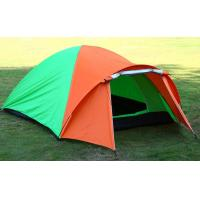 with Carry Bag Windproof Waterproof 3-4 Person Camping Tents Easy Setup for Camping Hiking Backpacking Climbing(HT6061)