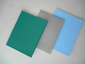 China Rubber Table Antistatic Mat / Cleanroom Table ESD Mat on sale