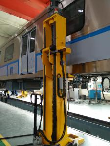 China HQ69 Electical mobile lifting jack, used to lift Railway vehicle during maintenance on sale