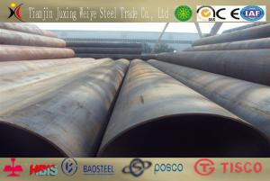 China Hot Rolled Welded Steel Pipes / Tube Carbon ST52 ASTM A53 Grade B on sale