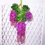 China Artificial Wisteria Flower wholesale