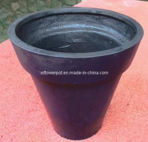 China Outdoor Cone Large Garden Planter and Flower Pot (KT-13007) on sale