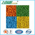 Polyurethane Binder Rubber Granules/Epdm Granules/Epdm Flooring Surface Tile SBR Rubber Mat