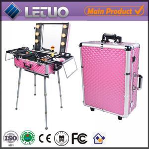 China Cas en ligne de maquillage de roulement des achats LT-MCL0030 avec les montures filtre cosmétiques de lumières on sale