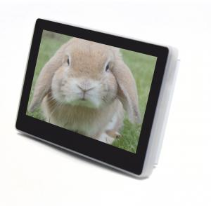 China 7 Inch Wall Mounted Tablet With Auto Start Web Browser, Updated Webview on sale