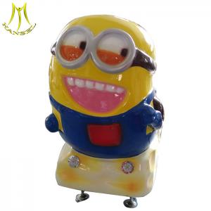 China Hansel  cheap control box kiddie ride machine coin operated ride toys Guangzhou manufacturer on sale