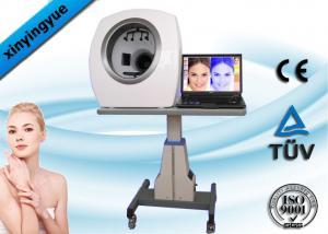 China Double USB Port Skin Analyzer Machine Body Care Beauty Equipment on sale