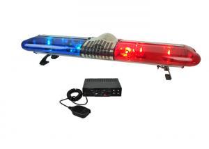 1200mm police warning rotator lightbars with speaker and siren quality 1200mm police warning rotator lightbars with speaker and siren security light bars for sale aloadofball Choice Image