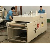 Non Woven Fabric Printing Machine For Conveyor Belt Dryer  /  Large IR Conveyor Dryer Oven For LGP