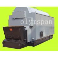 Electric High Pressure Coal Fired Steam Boiler Efficiency / Steam Heating Boiler