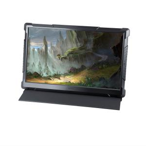 China PC Desktop Computer Full HD Portable Monitor Build In Multimedia Stereo Speakers on sale
