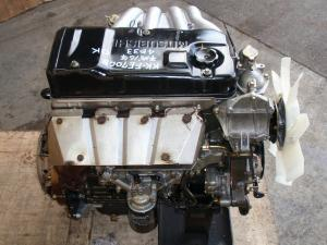 Diesel Mitsubishi Canter Engine , Japan Original Complete