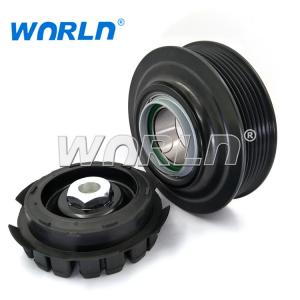 China AC Compressor Clutch for VW T5 Transporter Multivan Amarok 2.0 TDI Q5 2.0 437100-7250 7E0820803 7E0820803F 7E0820 on sale