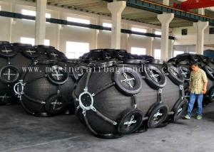 China D1.5m*L3.0m Pneumatic Marine Fender Ideal Ship Protection Customized Size on sale
