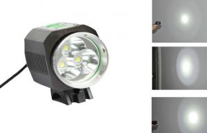 China XM-L2 3led M019 2300lm Led Bicycle Headlight, 8.4V Rechargeable Bicycle Led Light on sale