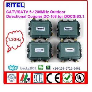 China catv_matv 5-1200mhz outdoor splitter/splitters DS-2,DS-3UB,DC-108 for DOCSIS3.1 network compliant with scte guidelines on sale