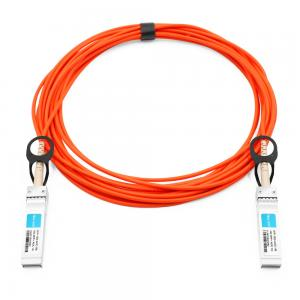 China Cisco SFP-10G-AOC1M Compatible 1m (3ft) 10G SFP+ to SFP+ Active Optical Cable on sale