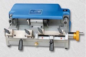 China KL 368 Car Key Cutting Machine, Automotive Key Cutter Machine With Angle Cutting Knife on sale