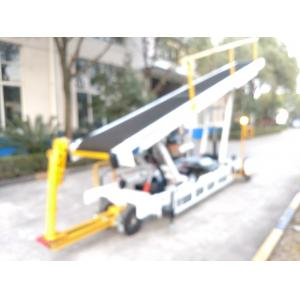 High 1050 Kg Capacity Conveyor Belt Loader  Electromagnetic Valve Control