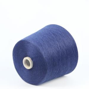 China Anti-pilling Dyed 18/2 32/2 100% acrylic roving yarn on cones for flat knitting machine knit sweater on sale