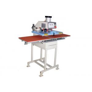 China Machine semi automatique de presse de la chaleur de T-shirt, machine de presse de tee-shirt on sale