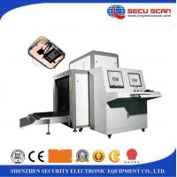 China Dual View Luggage X Ray Machine Tv Station Airport X Ray Scanner on sale