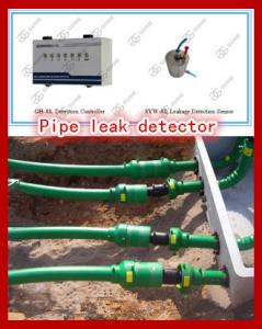 China Double walled pipe leakage detector, fuel water leak detection for UPP KPS FRANKLIN fuel on sale