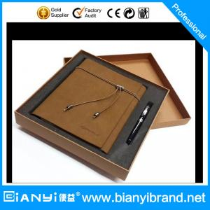 China Ensemble de stylo de cadeau gravé par stylos promotionnels d'affaires en métal on sale
