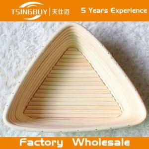 China Hot sale cane basket-ratten bread basket-cane bread proofing basket on sale