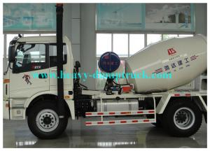 China Sinotruk HOWO Small 5CBM Mixer Cement Truck with Bonfiglioli Speed Reducer on sale
