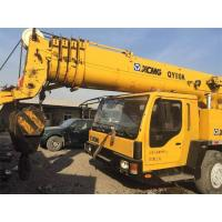 2014 Year 80 Ton XCMG Used Truck Crane QY80K With New Type Boom China Manufacure