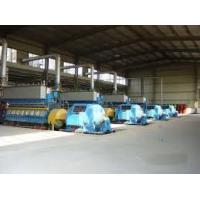 Water Cooling Diesel Generator Set Power Plant , Diesel Oil Power Plant