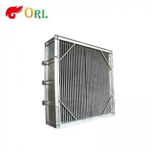 China Power plant hot water boiler Plate Type Boiler Air Preheater Alloy Steel , Boiler APH Energy Saving on sale