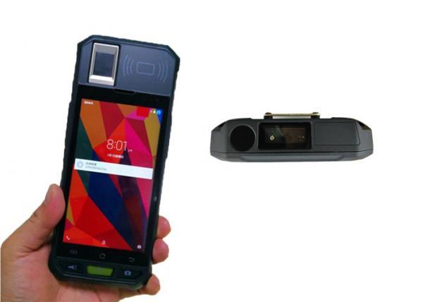 Gps Navigation Rugged Pda Android 7 0