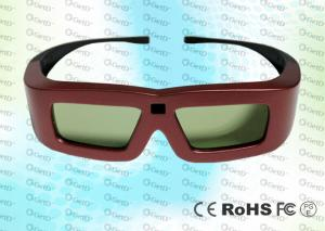 China 3D Digital Cinema IR Active Shutter Glasses, encrypted and non-encrypted on sale