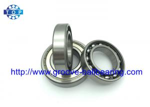 China High Speed Single Row Deep Groove Ball Bearing 6001 For Construction Machinery on sale
