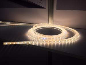 China Customized Waterproof SMD 3528 Led Strip Lights 16.4Ft For Party / House Decoration on sale