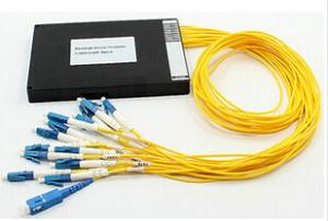 China Metro WDM Fiber Optic MUX DEMUX CWDM 16Ch , multiplexer demultiplexer on sale