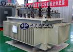Free Maintenance Oil Filled Distribution Transformers Double Winding Form