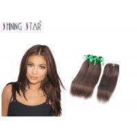 Restyle Straight Peruvian Hair Bundles For America Women 10 - 26 Inch