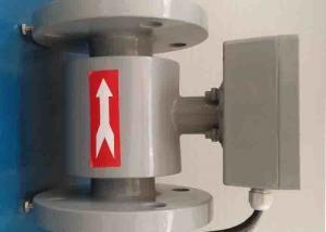 China Coriolis Flow Meter For Sewage Water / Slurry Flow Flange Port Connect on sale